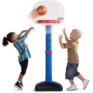 TotSports™ Easy Score™ Basketball Set With Kids