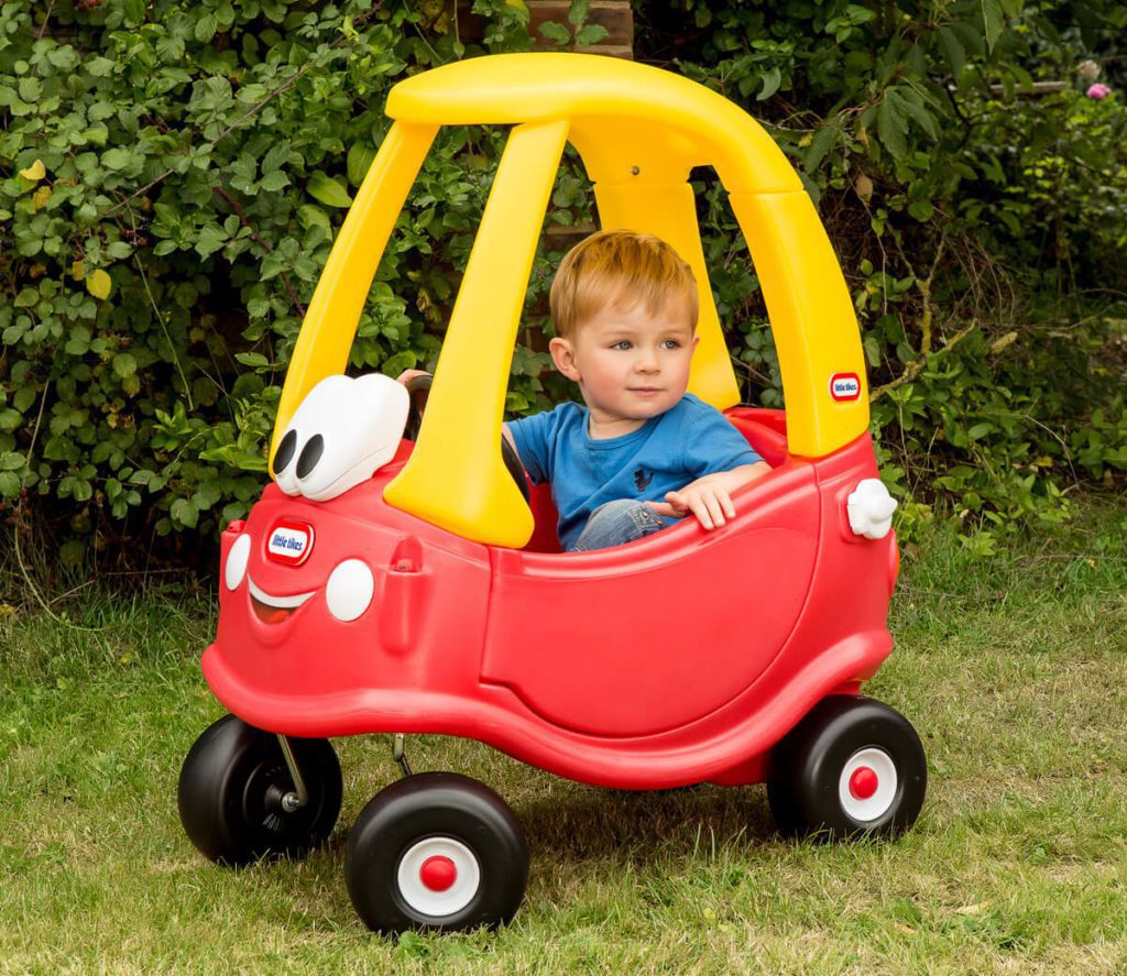 Cozy Coupe®Classic ride on toy