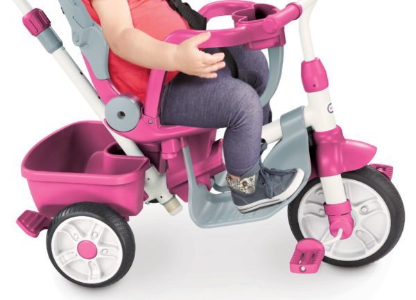 Baby Ride on Toys with large storage bucket